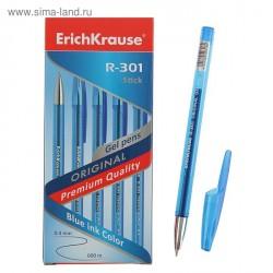 063700 Ручка гелевая R-301 ORIGINAL 0.5 синяя(